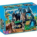 Playmobil 5100 Cueva Prehistórica con Mamuts