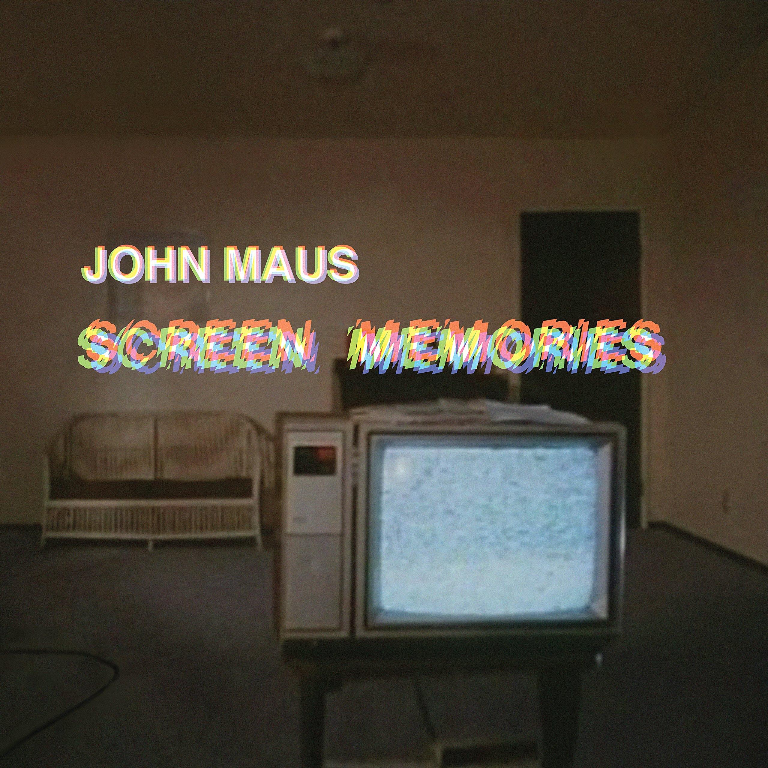 John Maus - Screen Memories (Digital Download Card)