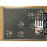 Bulk Buys Cat Litter Trap Mat Assorted Color