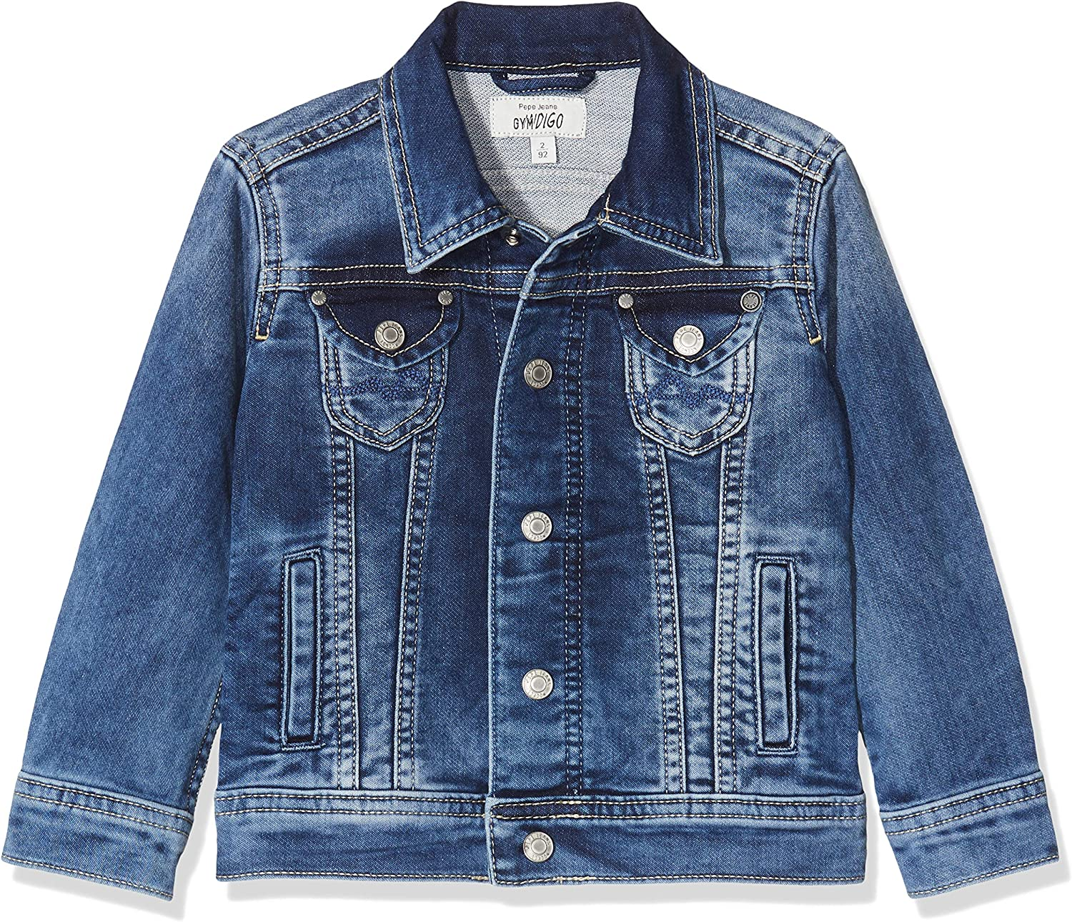 Pepe Jeans New Berry Giacca Bambina