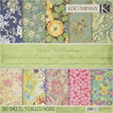 K&Company 12-Inch by 12-Inch Best of K Paper Pad, 360 Sheet