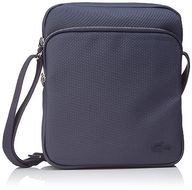 Lacoste Access Premium, Sac Bandouliere Homme, Noir (Black), 3.5x26x20 cm (W x H x L)
