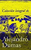Colección integral de Alejandro Dumas