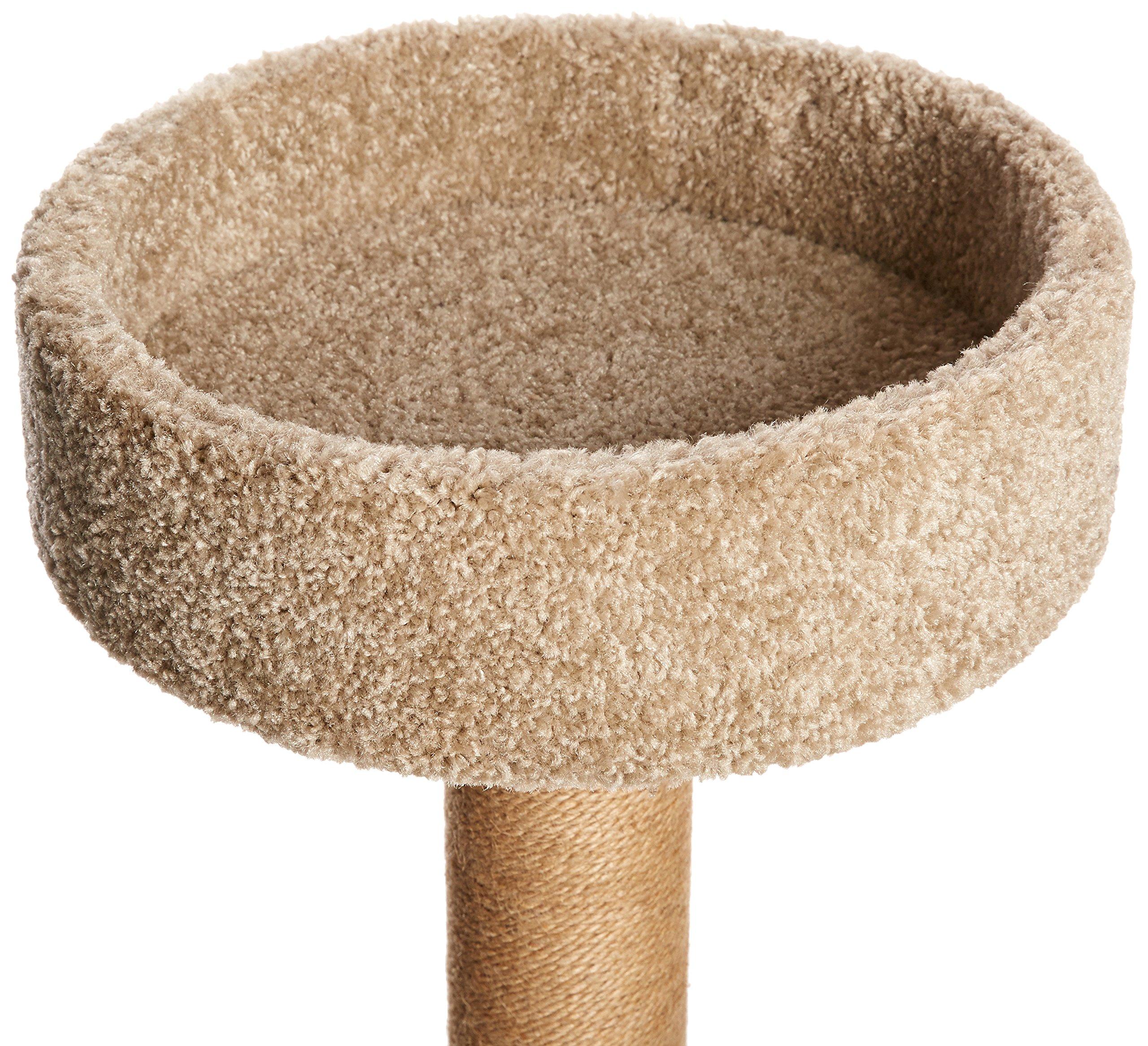 AmazonBasics Cat Activity Tree with Scratching Posts 3