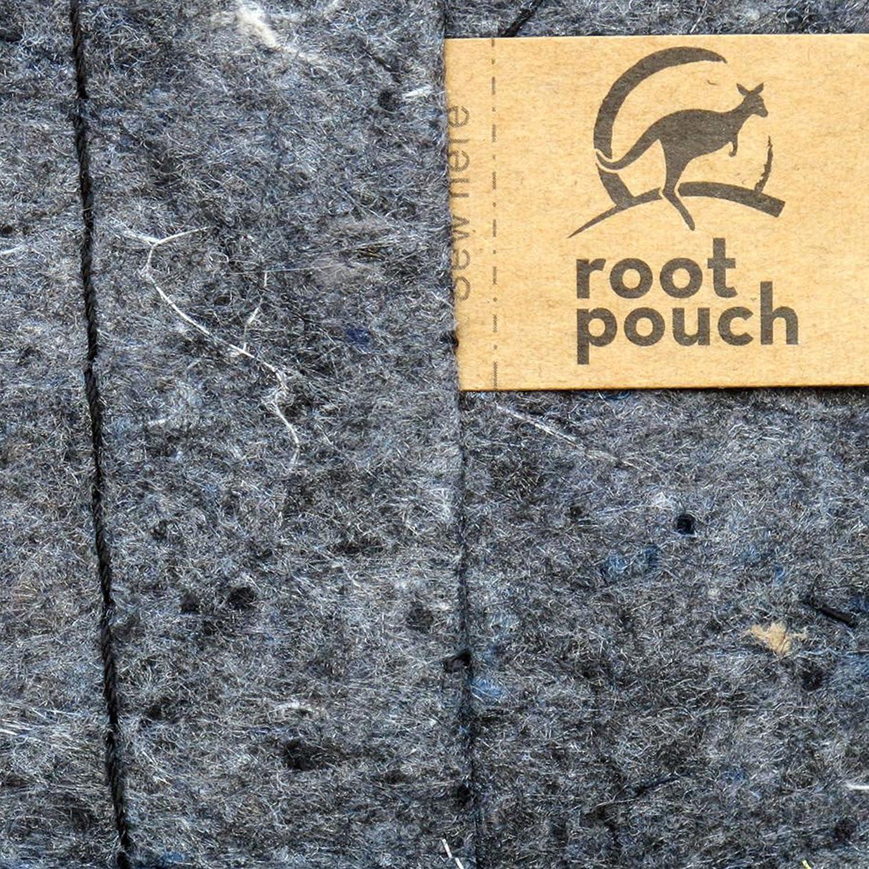 Root Pouch Maceta Funda con Asas 56L Color Gris Volumen 56 L ...