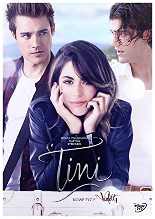 Tini: El gran cambio de Violetta DVD Region 2 Audio español