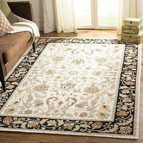Safavieh Area Rug, 8 x 10 , Ivory
