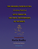 The Dharma Flower Sutra (Lotus Sutra) Seen through the Oral Transmission of Nichiren (English Edition)