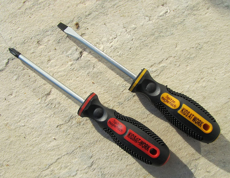 Echtes Werkzeug für Kinder - Echtes Kinderwerkzeug - Kinder Schraubenzieher