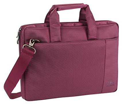 a0e04c749eb4 Rivacase 13.3 inch Laptop Bag w/Padded Compartment for Ultrabooks, MacBook  Air/Pro - Violet