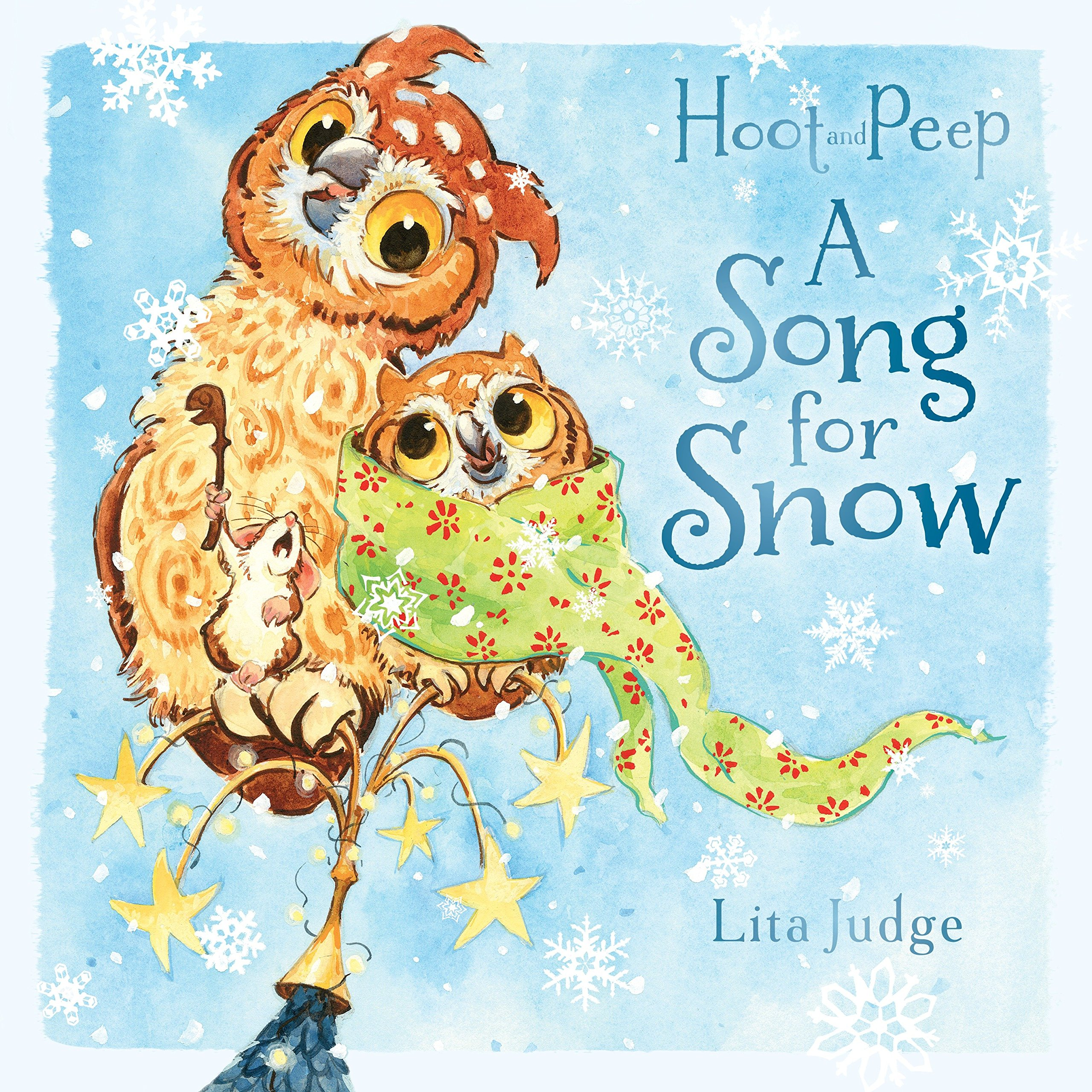 Read Online A Song for Snow (Hoot and Peep) pdf