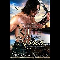 Kilts and Kisses: A Kilts and Kisses Novella (English Edition)