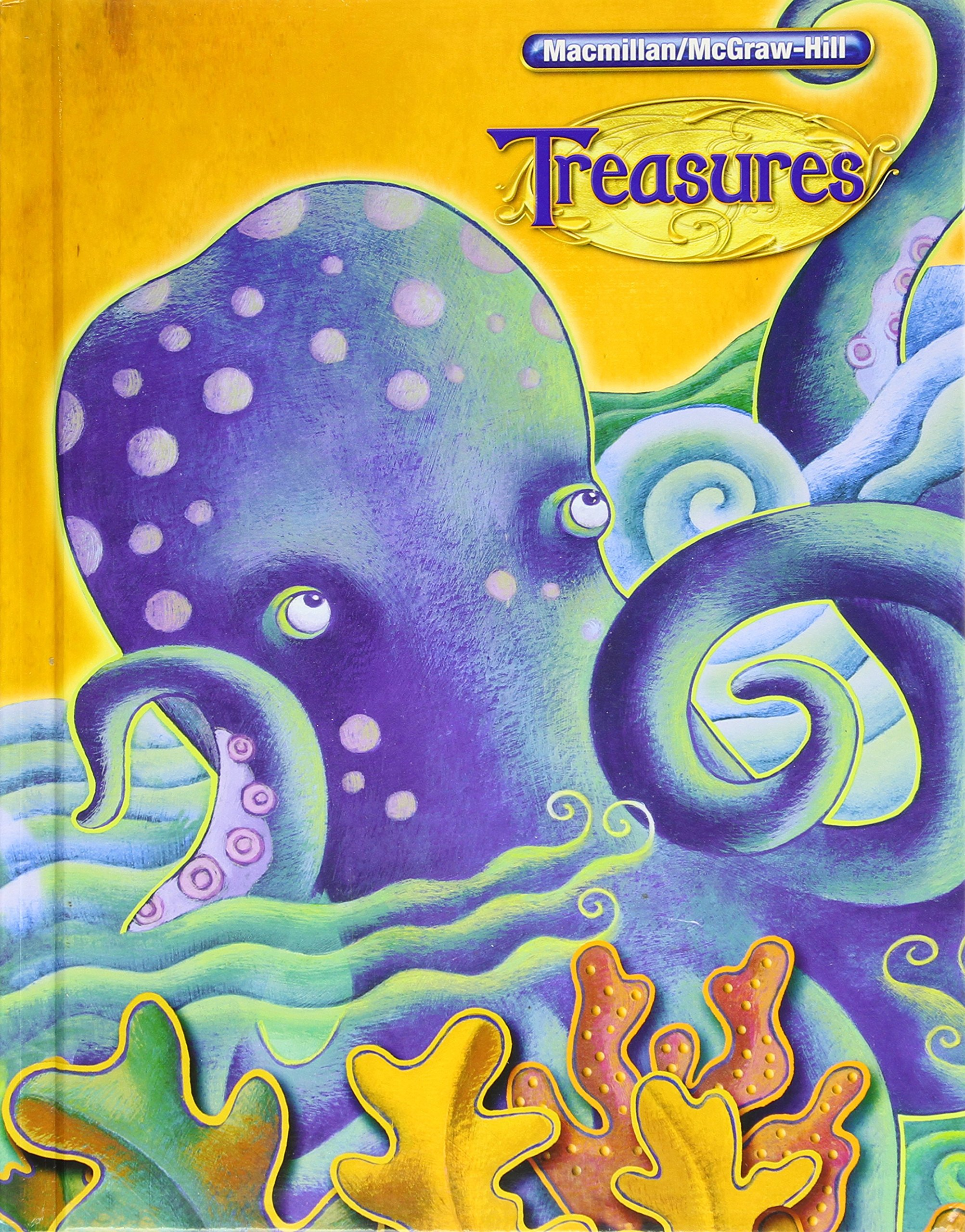 Buy Macmillan/McGraw-Hill Treasures, A Reading/Language Arts