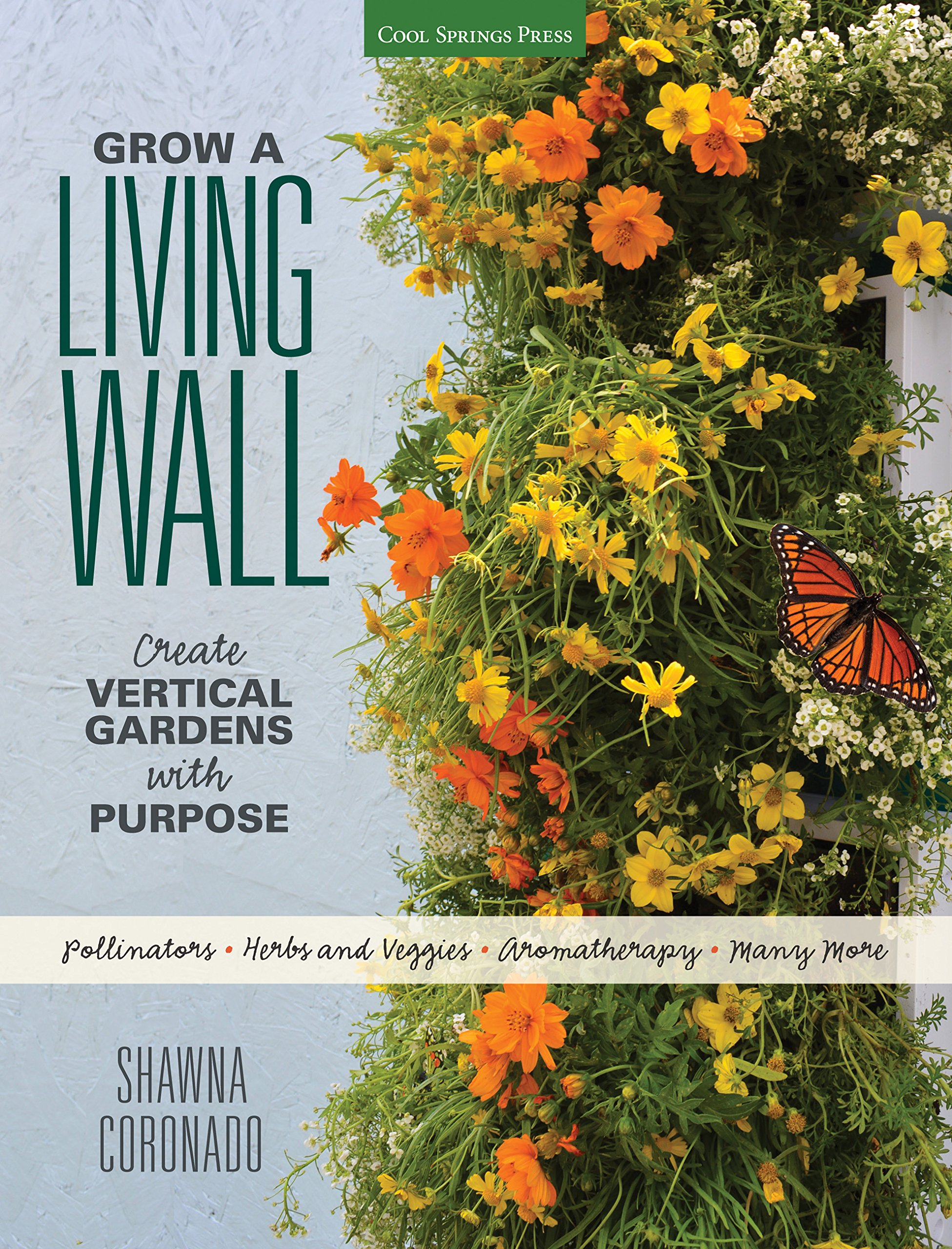 Vertical Living Wall Follow the Author