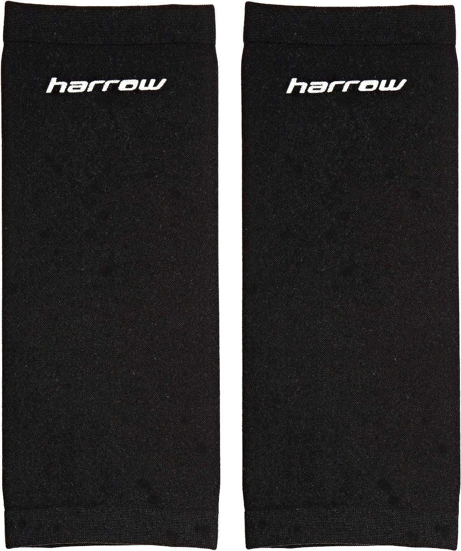 Harrow Intercept Shinguard Sleeve, Black : Hockey Shin Guards : Sports & Outdoors