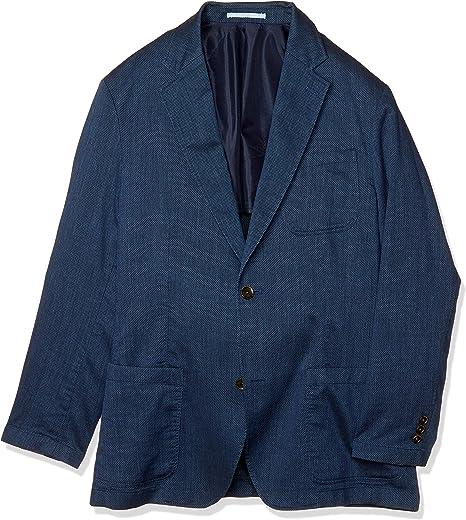 [エレメント オブ シンプルライフ] テーラードジャケット 糸顔料フェードジャケット メンズ