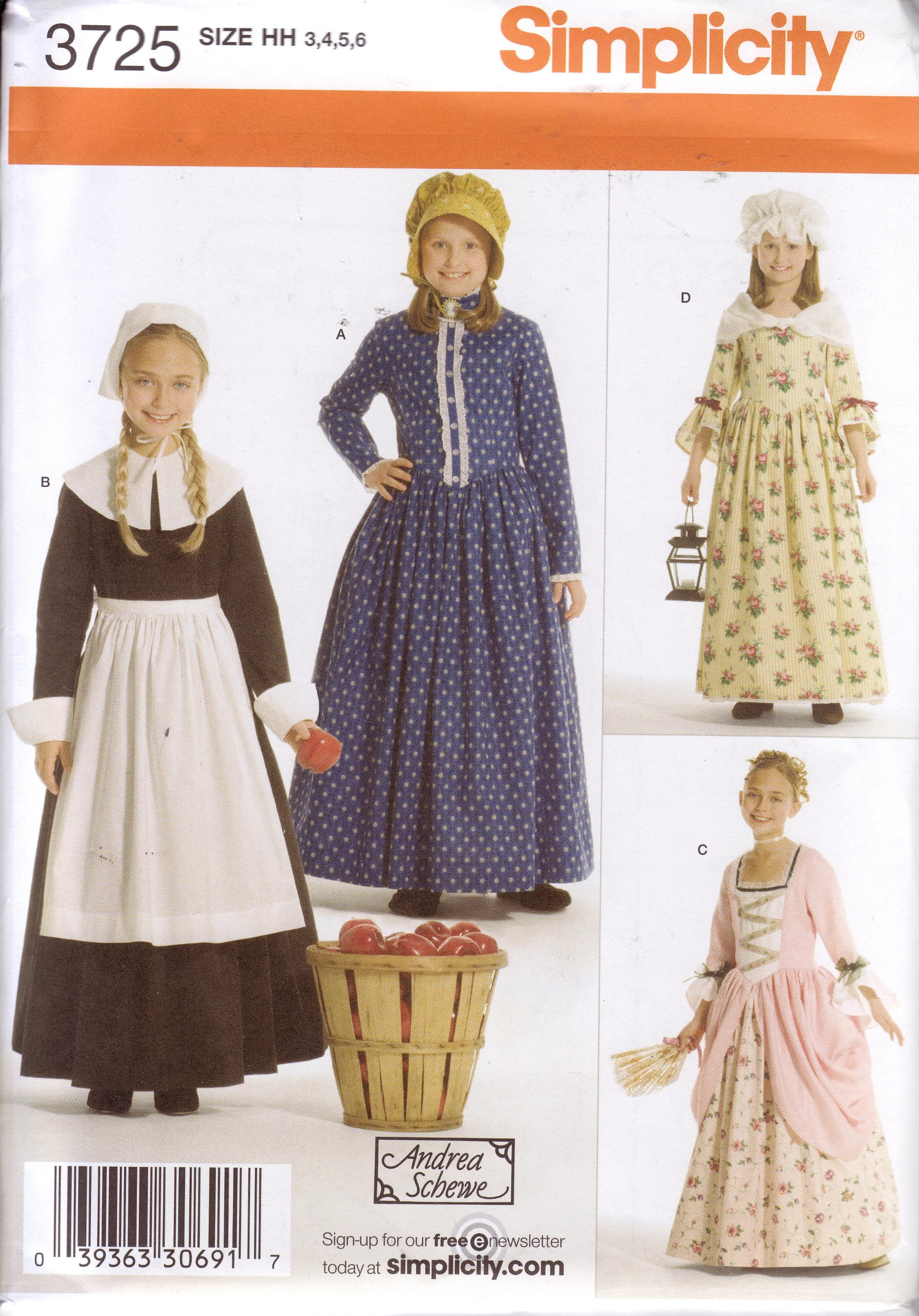 Simplicity Patterns Costumes Cool Decorating Ideas