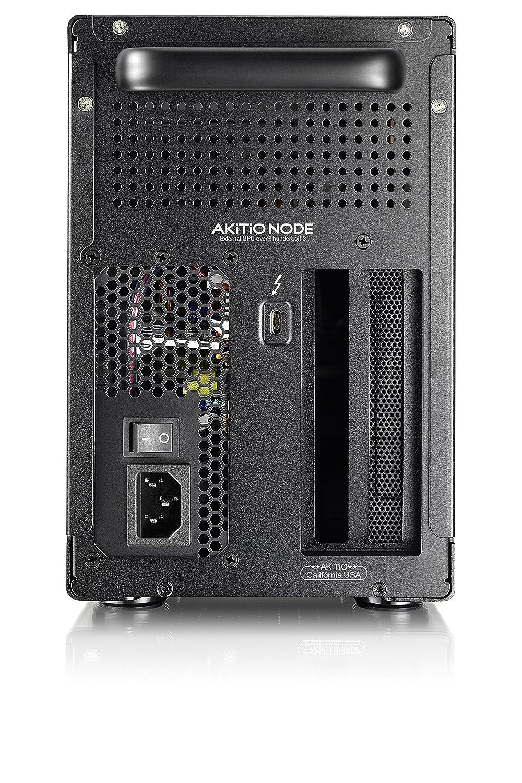 Akitio Node - Thunderbolt3 eGPU para Windows (Ahora Compatible con ...