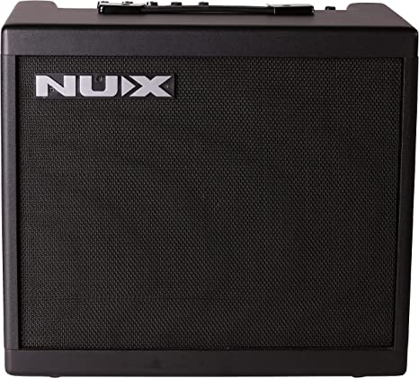 NUX Acoustic 30 - Amplificador para guitarra acústica (1x10 ...