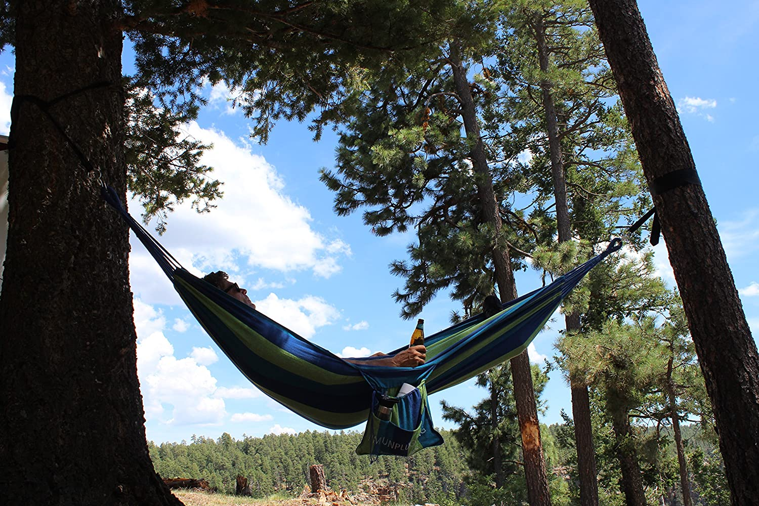 I'm Unplugging Hammock made our list of unique camping gifts for men which are some of the most cool camping gifts for special occasions and the CampingForFoodies hand selected best camping gifts for him are awesome for the rest of the family too!