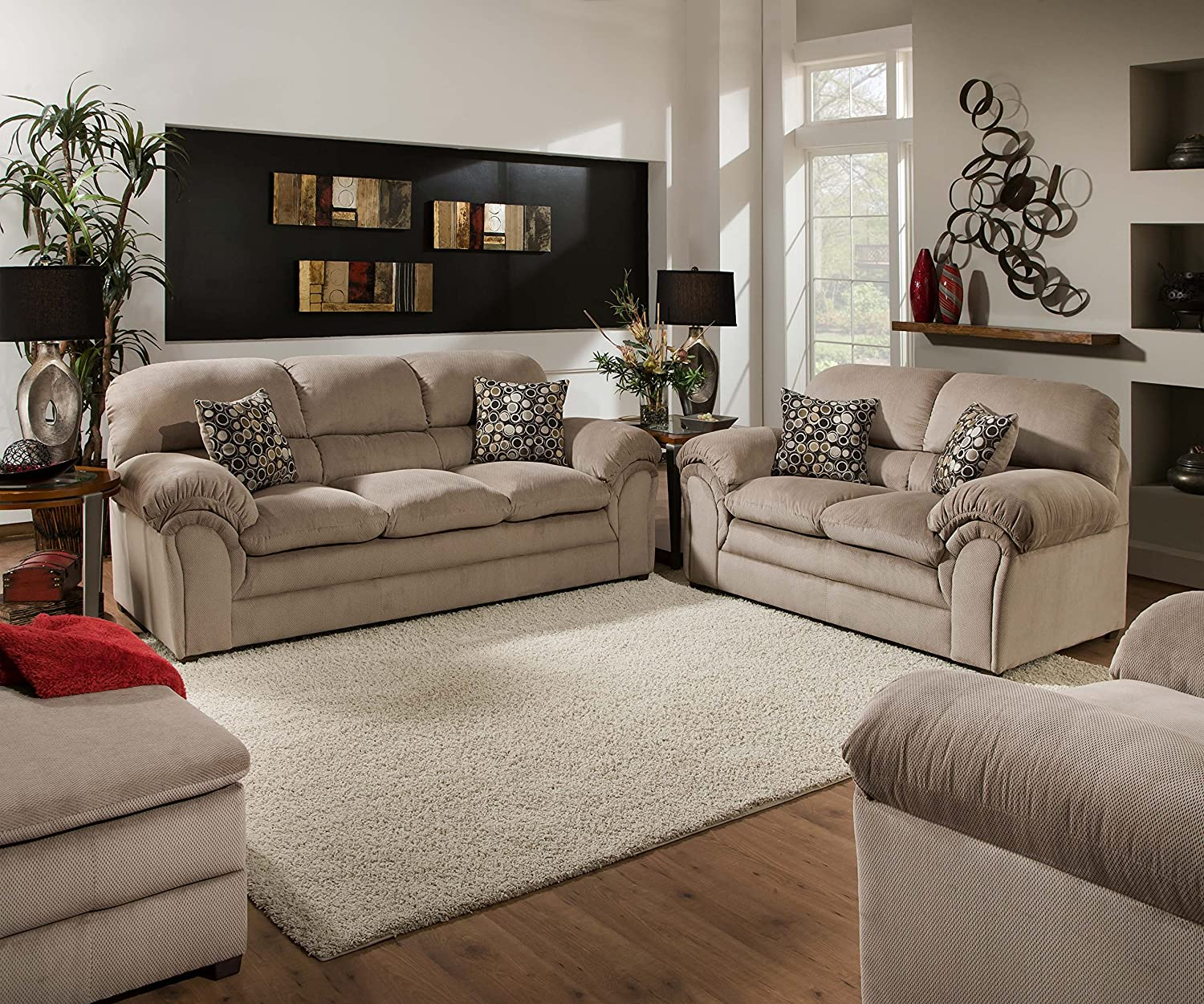 Simmons furniture sofa sets sofa menzilperde net for Simmons living room furniture