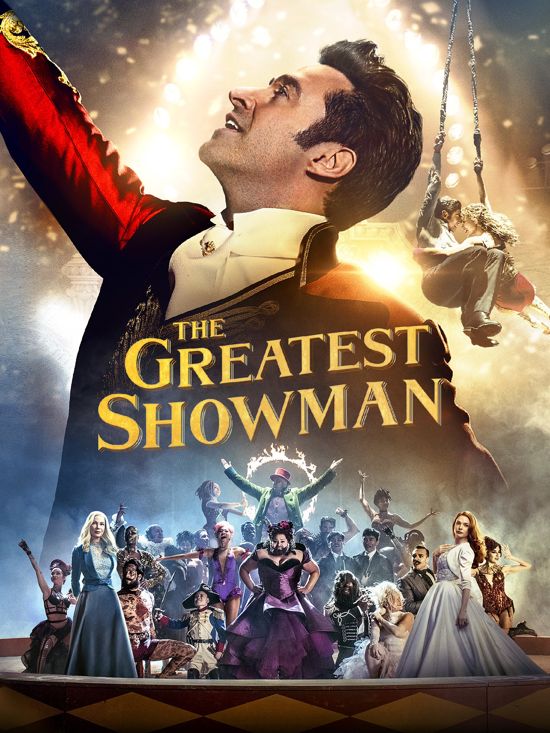 watch online the greatest showman free