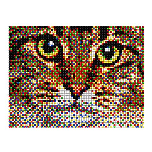 Buy Quercetti Pixel Art 4 Image Online At Low Prices In