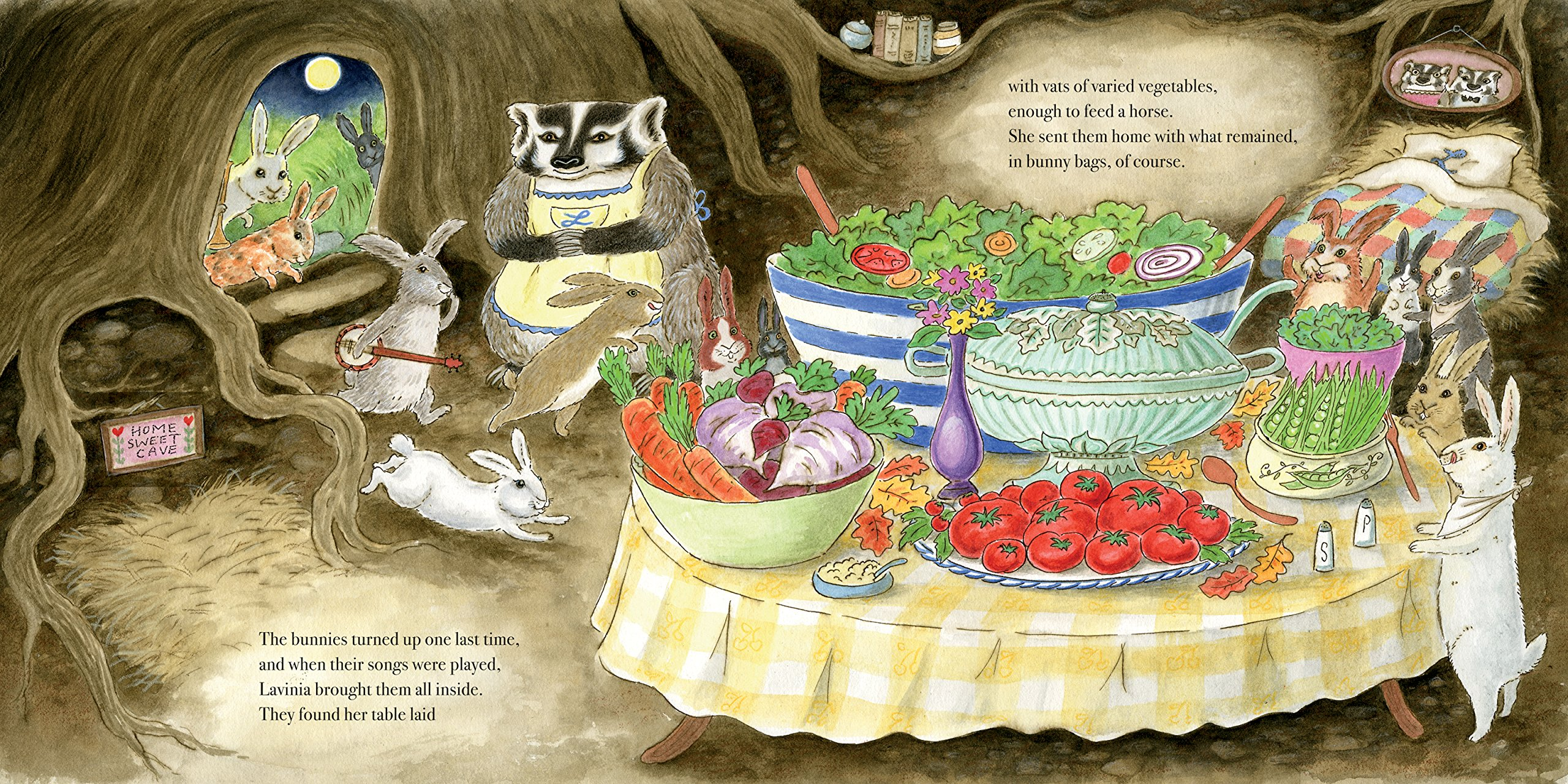 The Bunny Band by Groundwood Books (Image #5)
