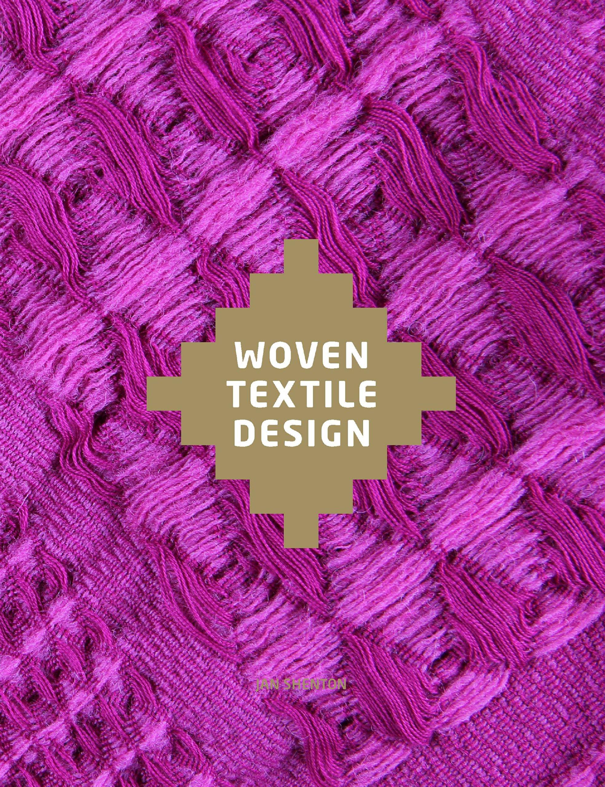 Woven Textile Design  English Edition