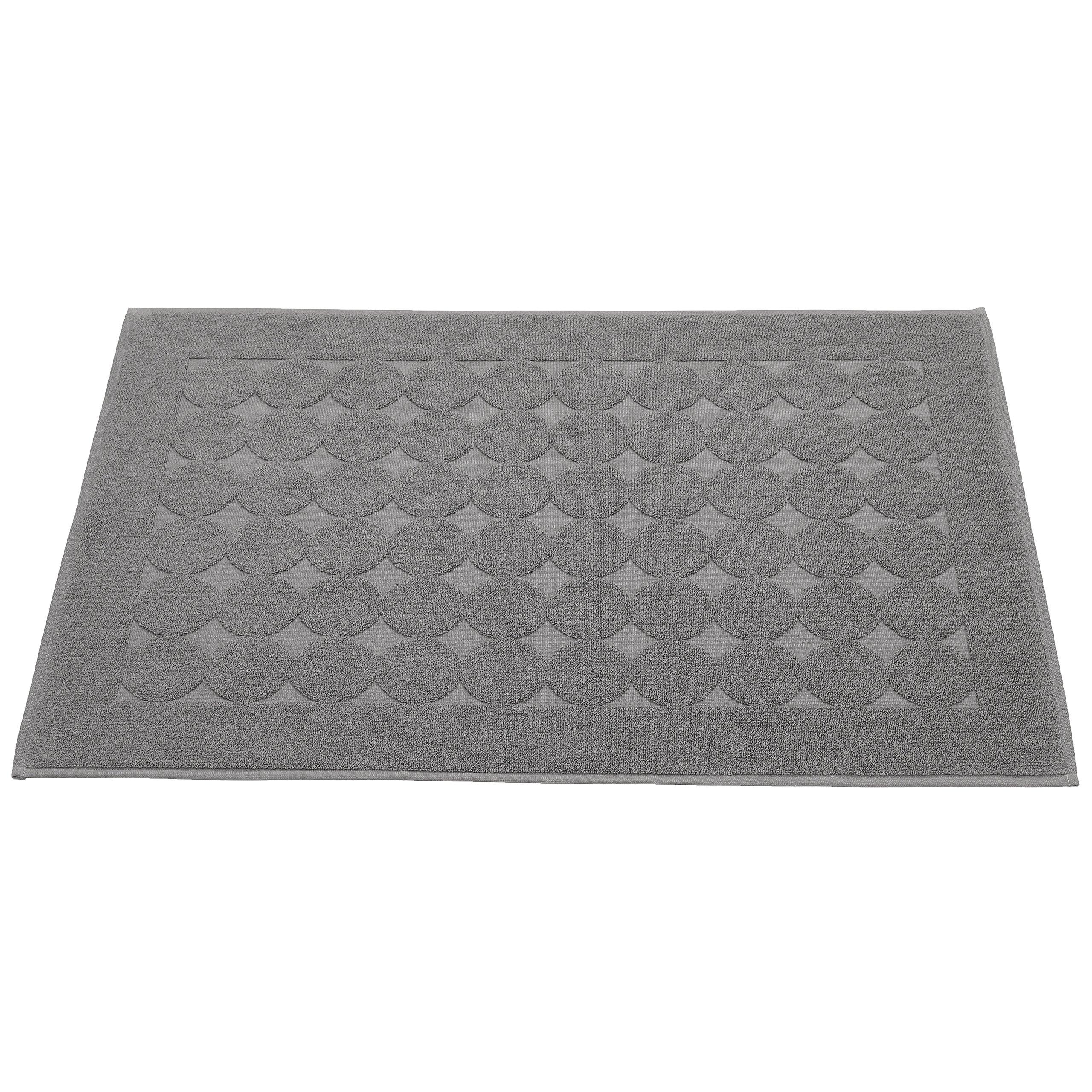 Linum Home Textiles SN96-1CD Bath Towel, Dark Grey