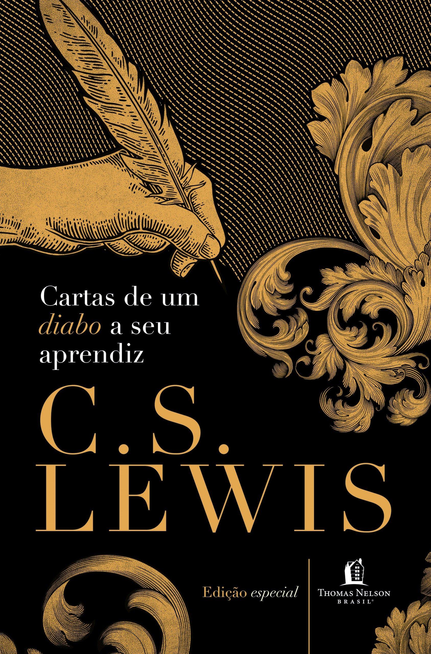 Cartas De Um Diabo A Seu Aprendiz: C. S. Lewis ...