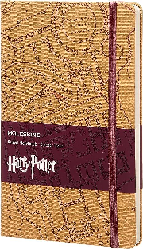 Amazon.com: Moleskine Harry Potter Limited Edition ...
