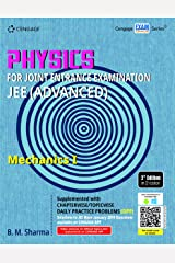 Physics for Joint Entrance Examination JEE (Advanced): Mechanics I Paperback