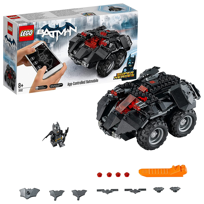 LEGO Super Heroes - Batmobile Controlado por Aplicación (76112)