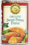 Farmer's Market Organic Sweet Potato Puree, 15 oz