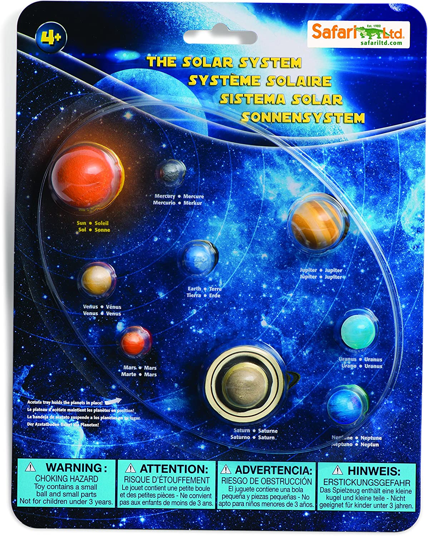 Safari 663616 Juego Educativo del Sistema Solar