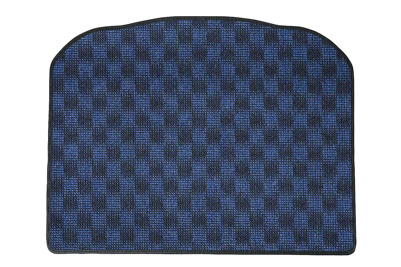 KARO(カロ) ラゲッジマット WOOLY ブルー トヨタ オーリス(リアゲートのみ) B00NSZCP9S WOOLY×ブルー WOOLY×ブルー