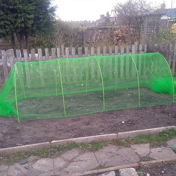 Maschenweite 4-5/mm Breite 3,5/m Polyethylen-Netz Insektenschutznetz