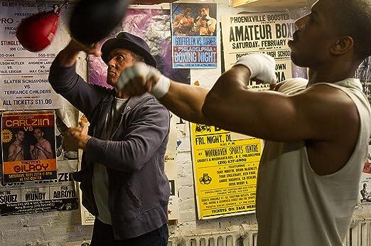 Creed – Rocky's Legacy [Blu-ray]: Amazon.de: Michael B. Jordan ...