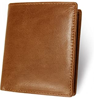 MENS WALLET TOPSUM LONDON REAL LEATHER COIN POCKET GENTS WALLETS GIFT BOXED 4010