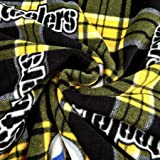 Fabric Traditions NFL Pittsburgh Steelers Plaid