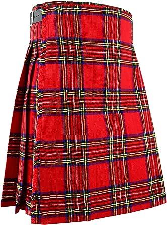Hamilton Kilts - Falda escocesa para hombre, diseño de tartán ...
