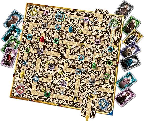 Ravensburger - Labyrinth Harry Potter (26031) , color/modelo surtido: Amazon.es: Juguetes y juegos