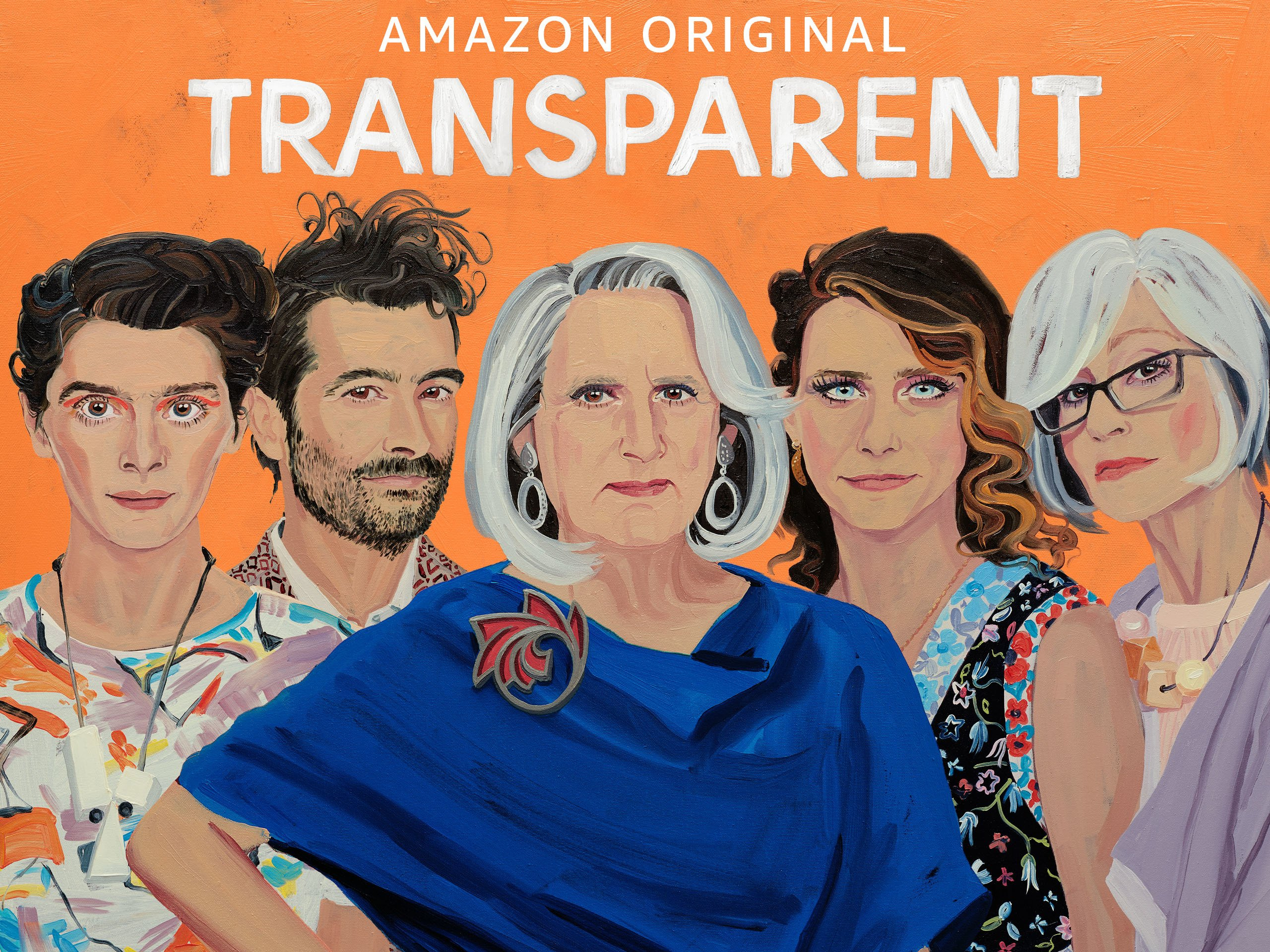 Amazon: Transparent Season 3: Jeffrey Tambor, Amy Landecker, Judith  Light, Jay Duplass, Gaby Hoffman, Jill Soloway, Silas Howard, Stacie  Passon,