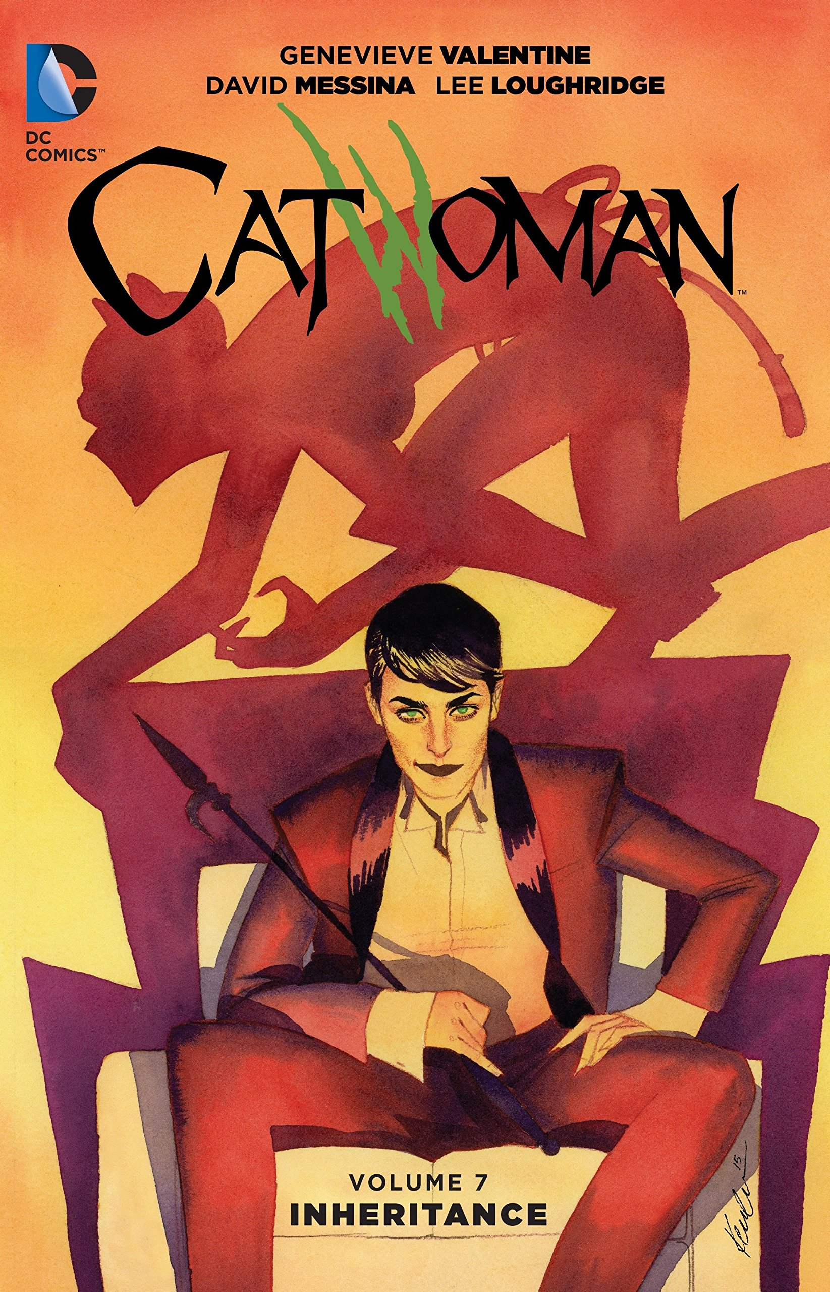 Catwoman Vol. 7: Inheritance pdf