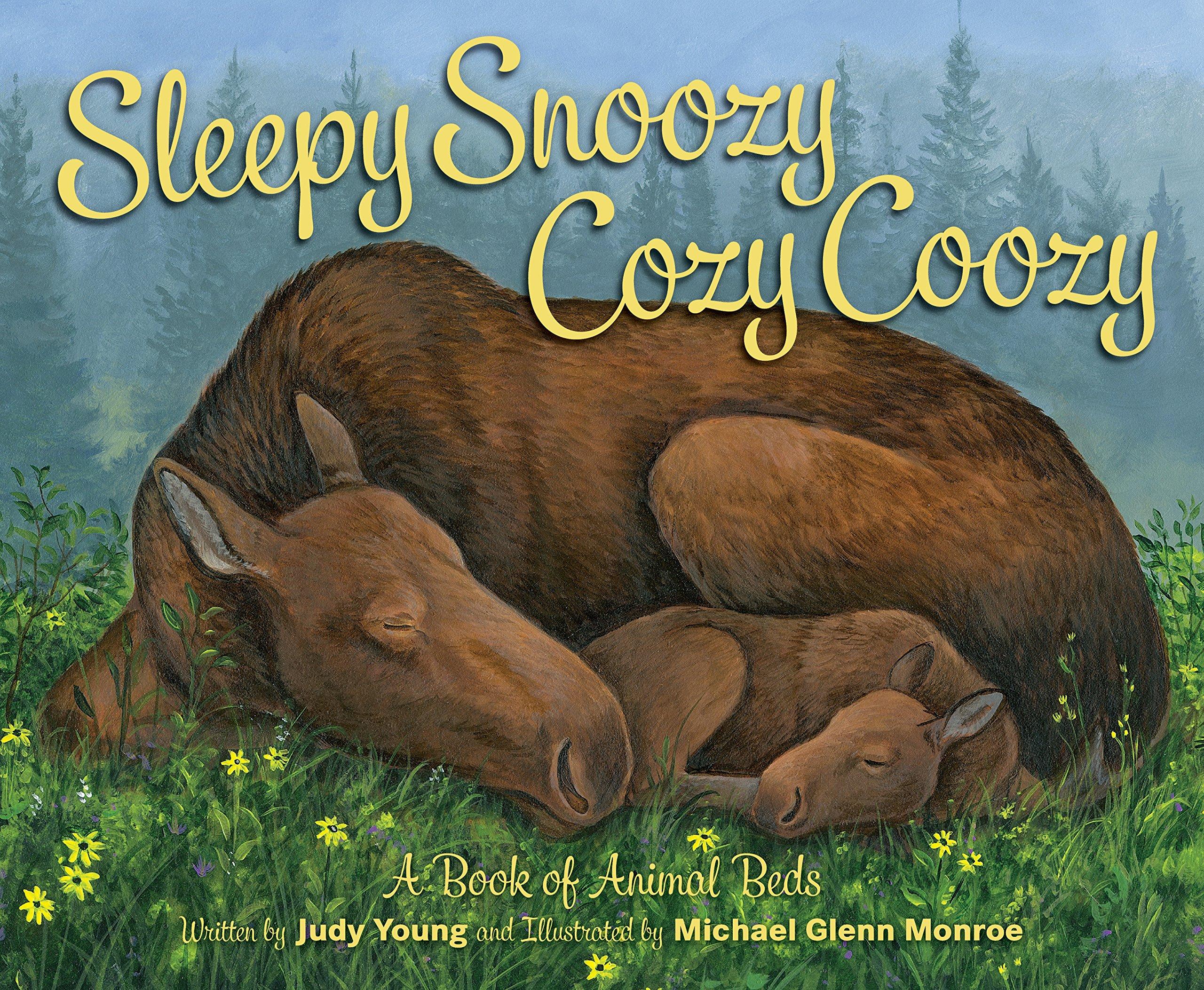 Sleepy Snoozy Cozy Coozy Animals product image
