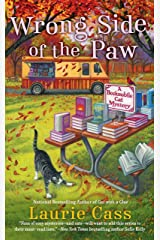 Wrong Side of the Paw (A Bookmobile Cat Mystery)