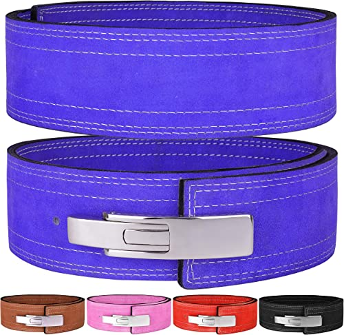 Hawk Sports Lever Belt 10mm Powerlifting Belt for Men Women Buckle Strongman Power Weight Lifting Weightlifting Belts
