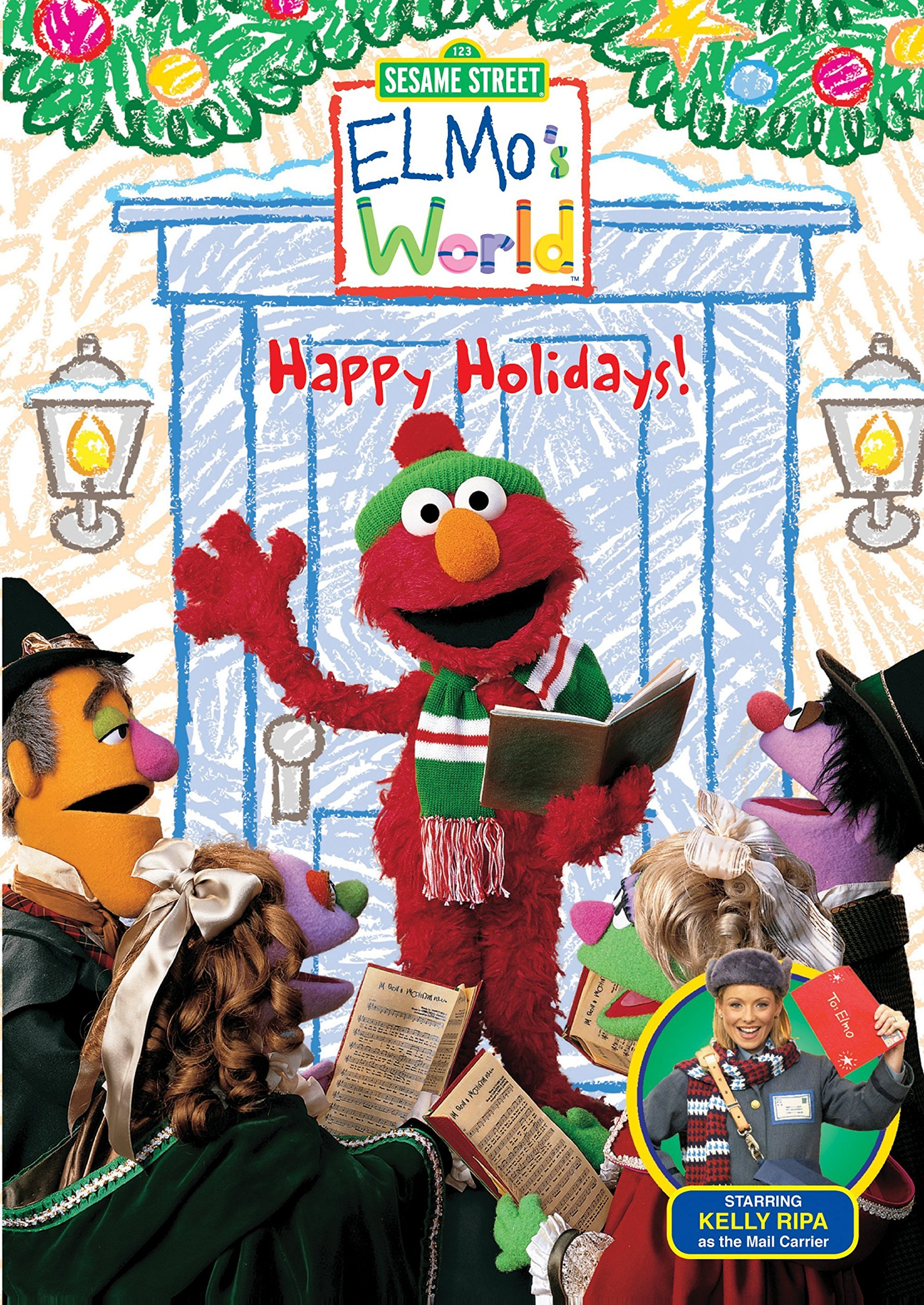 Watch Elmo S World Happy Holidays Prime Video