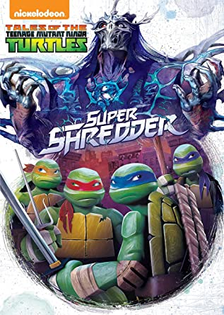 Amazon.com: Tales of the Teenage Mutant Ninja Turtles Super ...